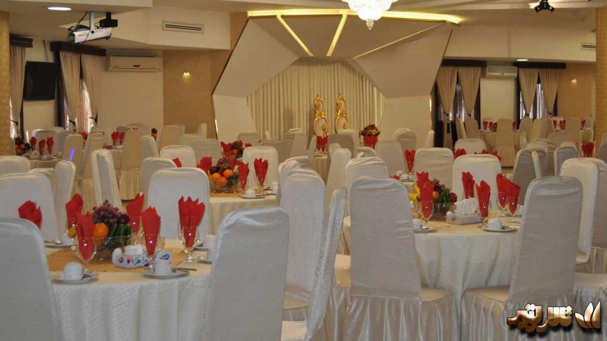 تالار پذیرایی جشن و عروسی لوتوس