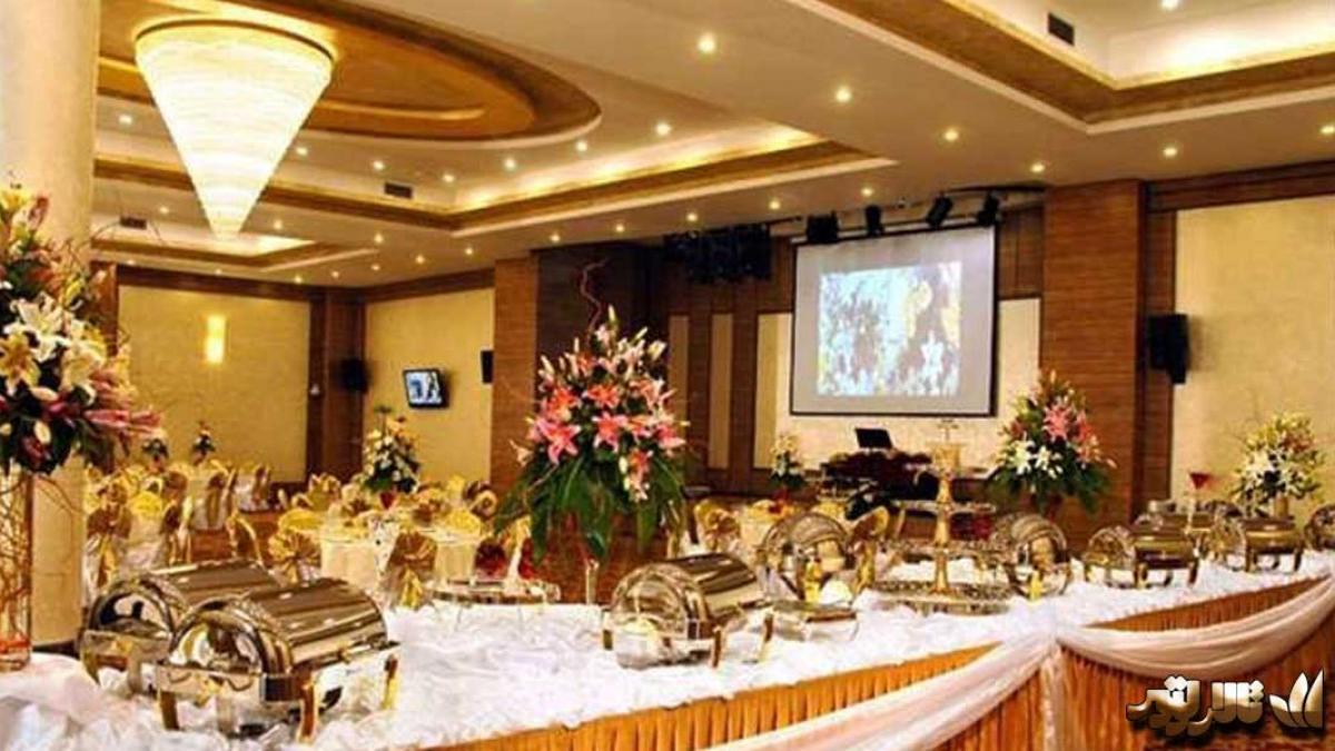بهترین تالار پذیرایی جشن و عروسی کرج